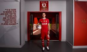 Find best liverpool fc wallpaper and ideas by device, resolution, and quality how to add a liverpool fc wallpaper for your iphone? Photo Gallery Diogo Jota Signs For The Reds At Anfield Liverpool Fc