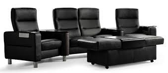 stressless wave highback sofa modern