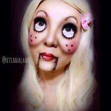 gallery human doll makeup drawing art gallery