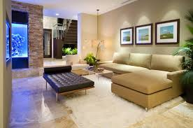 a white rug can also suit well a modern or contemporary living room