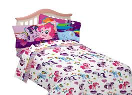 my little pony pony fied twin size sheet set image 1 of zoomed image