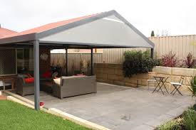 patio cover plans free standing. Free Standing Gable Roof Patio - Design #478 Cover Plans