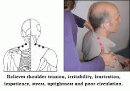 acupressure points for frozen shoulder pain