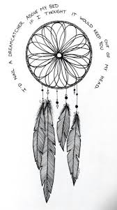 Drawn Dream Catchers Dreams Catchers Tattoo Tattoo Ideas Dream Catchers Quotes 4