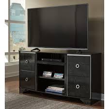 Ashley Furniture Amrothi LG TV Stand in Black