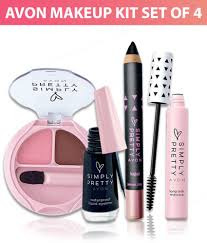 avon simply pretty plete eye makeup kit set of 4 avon simply pretty plete eye makeup kit set of 4 at best s in india snapdeal