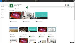 sharepoint online templates new capabilities in sharepoint online team sites including