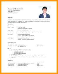 Examples Of Objectives On Resumes Writing Objective On Resume Skinalluremedspa Com