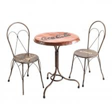 coca cola dining table
