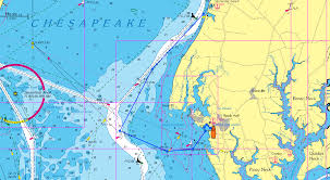 Upper Chesapeake Bay Chart Cruising Upper Chesapeake Bay Vagabond Epicurean