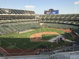Oakland Raiders Seating Chart Ringcentral Coliseum Section 323 Oakland Raiders