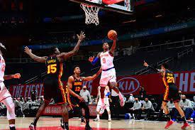 New York Knicks vs Atlanta Hawks Jan 4 ...