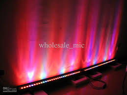 wall washing lighting. LED RGB 36W Wall Wash Light 36X1W Washer Flood Stage Linear Bar Outdoor Saving Washing Lighting T