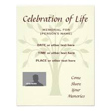 memorial service invitation 10 best funeral invitations images on pinterest funeral ideas