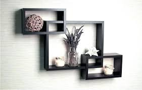wood display bookcase wall shelves decor decorative modern recycled things for walls wooden bookshelves designs bookshelf