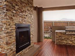 decorations home design wonderful stack stone wall