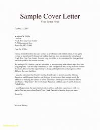 Volunteer Letter Example 15 Lovely How To Do A Cover Letter Intended