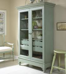 Display Cabinet with 2 Glass Doors by Fine Furniture Design | Wolf ...