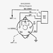 3 wire alternator wiring diagram ford wiring diagram fascinating