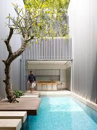 General: Courtyard Pool - Indoor Plants
