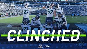 Seahawks Clinch Nfc Playoff Berth