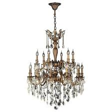 best 25 bronze chandelier ideas on allen roth crystal bronze chandelier