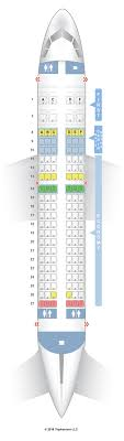Seatguru Seat Map American Airlines Airbus A319 319 V1 In