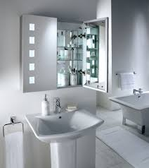 through the keyhole looking at modern bathroom accessories