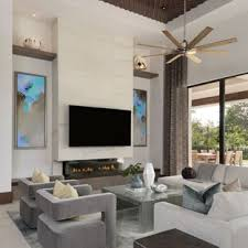 Living room wall furniture Small Lounge Example Of Large Minimalist Open Concept Porcelain Floor And Beige Floor Living Room Design In Houzz 75 Most Popular Modern Living Room Design Ideas For 2019 Stylish