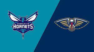 New Orleans Pelicans vs Charlotte ...