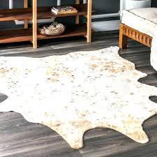 fake cowhide rug faux cowhide rug contemporary faux animal prints cowhide rug fake cowhide rugs for fake cowhide rug