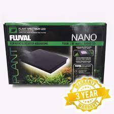 Fluval Plant Nano Light Fluval Plant 3 0 Led Nano