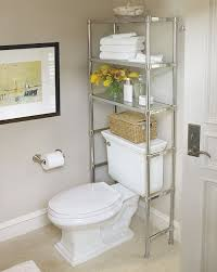 towel storage above toilet. View In Gallery. Install Shelves Above The Toilet Towel Storage