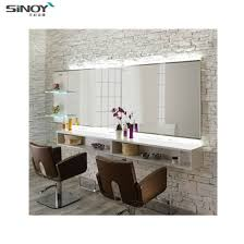 wooden hair salon single mirror station supplier find complete details about wooden hair salon single mirror station supplier single mirror salon