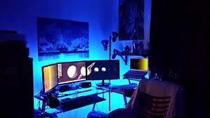 under desk led lighting. csmonitor desk led lighting under e
