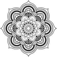 a fl mandala coloring pages