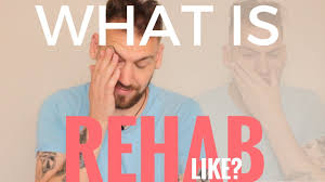 What Is Rehab So What Is Rehab Like Youtube