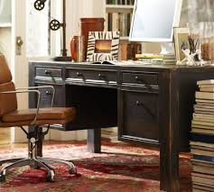 office furniture pottery barn. Perfect Pottery Dawson Large Desk  Pottery Barn With Office Furniture N