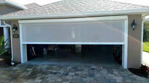 retractable garage door screen cost photo of roll up garage door screen kit bestcurtains