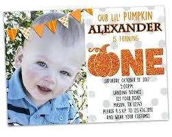 Pumpkin Invitations Template Pumpkin First Birthday Invitations Pumpkin Patch Birthday Invitation