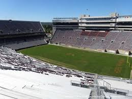 Lane Stadium View From Upper Level 23 Vivid Seats