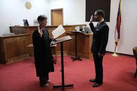 New deputy coroner sworn in Monday | Polkfishwrap | northwestgeorgianews.com