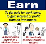 earns