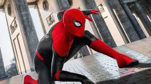 Wallpaper 4k Spider Man Far From Home ...