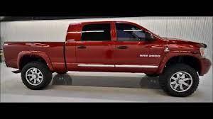 2006 Dodge Ram 2500 Mega Cab Diesel Lifted Truck For Sale Ram 2500 Mega Cab Dodge Ram 2500 Dodge Trucks Ram