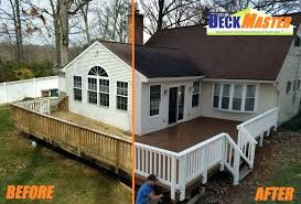 marvelous deck cleaning and sealing services l16
