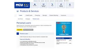 Acceptance Now Payment Chart Municipal Credit Union Personal Loans 2019 Review Bankrate
