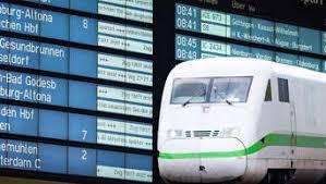 Die deutsche bahn organisiert ihren personennahverkehr über die db regio ag. Streik Bei Deutsche Bahn Db Das Mussen Reisende Und Pendler Wissen Niedersachsen