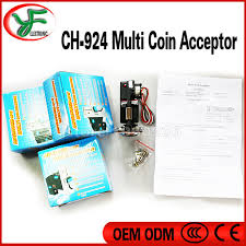 Vending Machines Parts Cool DIY Game Machine Parts Multi Coin Acceptor Coin Selector Vending