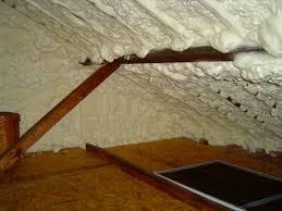 will open cell spray foam insulation